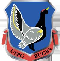 Logo USPG Rugby